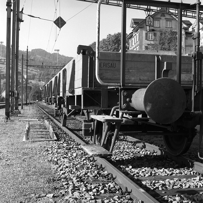 photoblog image Railway wagon